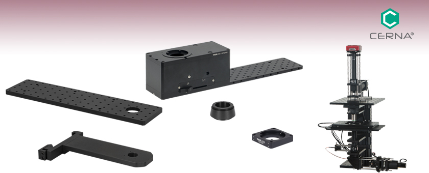 Body Attachments and Extensions for DIY Cerna® Systems