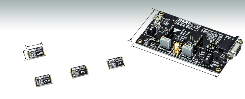 Ic Laser Diode Controllers In Smt Packages