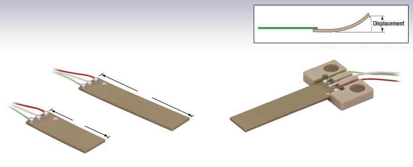 Piezoelectric Benders
