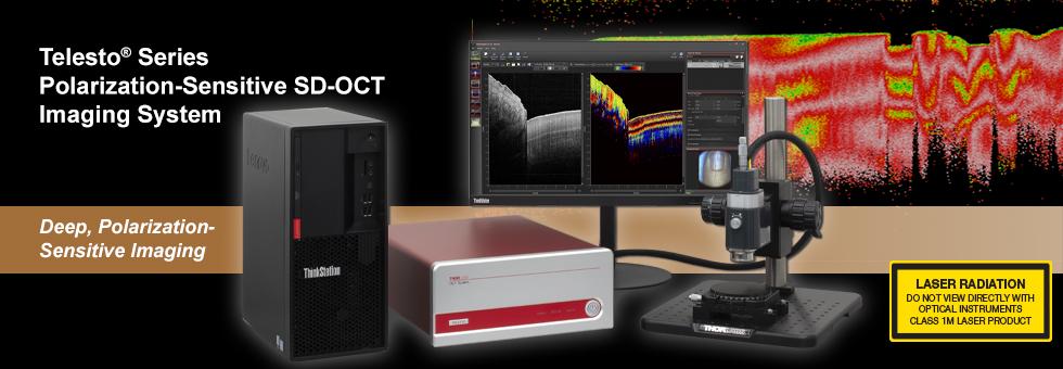 Telesto® Series PS-OCT Systems