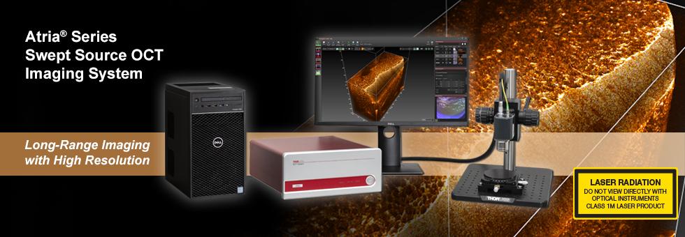 Atria® Series SS-OCT Systems