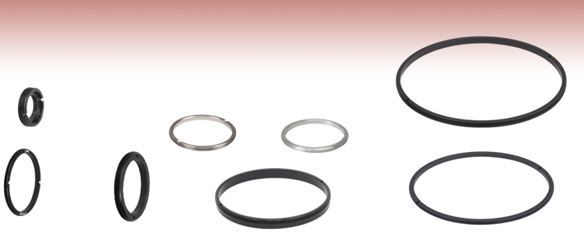 Pack Of 5 Stainless Steel O Rings 1 12 1 34 2