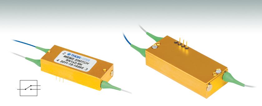 MEMS Fiber-Optic Switches