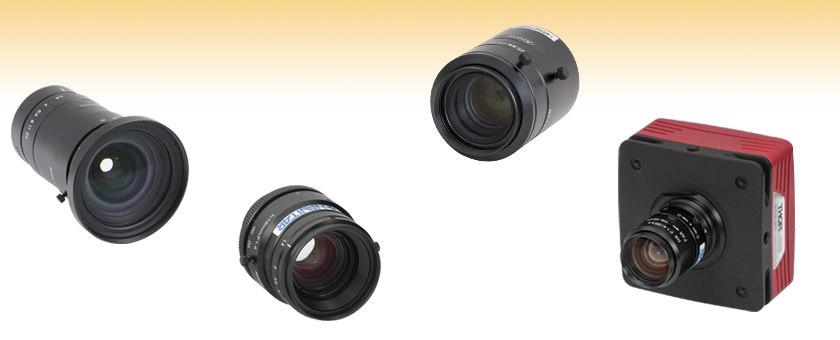 camera lenses for machine vision