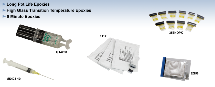 Fiber Optic Epoxies & Supplies