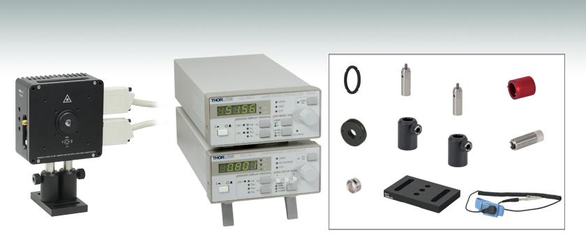Complete Laser Diode (LD) Operation Starter Sets