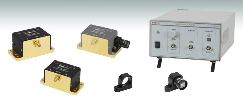 Free-Space Electro-Optic Modulators