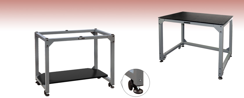 Rigid, Lightweight, Non-Isolating Support Frame