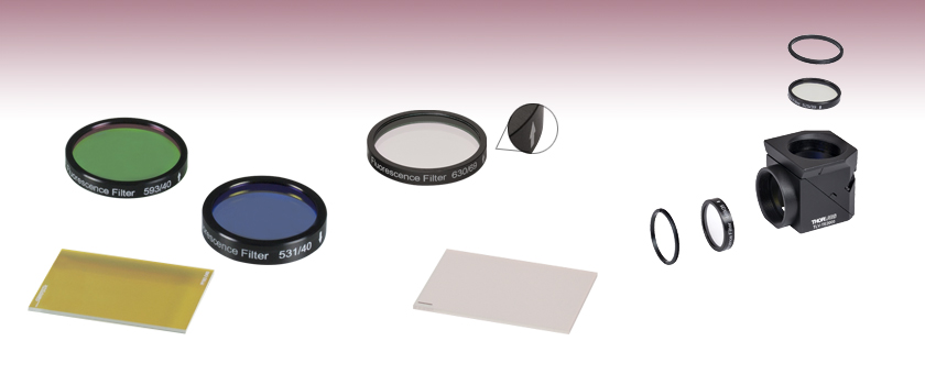 Thorlabs Com Fluorescence Imaging Filters