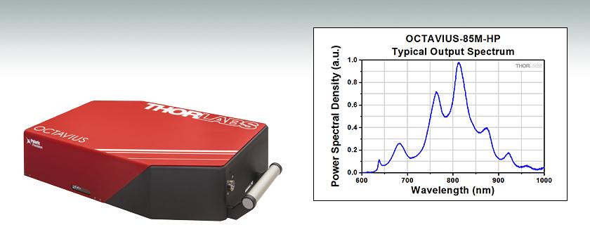 Ti:Sapphire Femtosecond Laser (<8 fs)