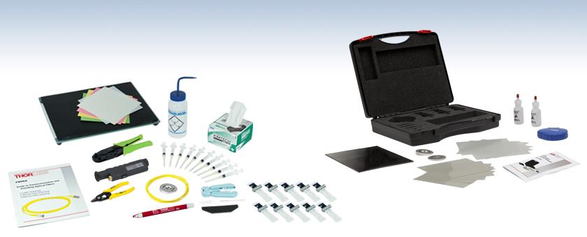 Fiber Optic Termination And Repair Kits
