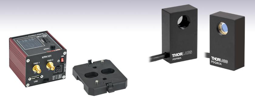 Kinesis® K-Cube™ Position Sensing Detector (PSD) Auto Aligner