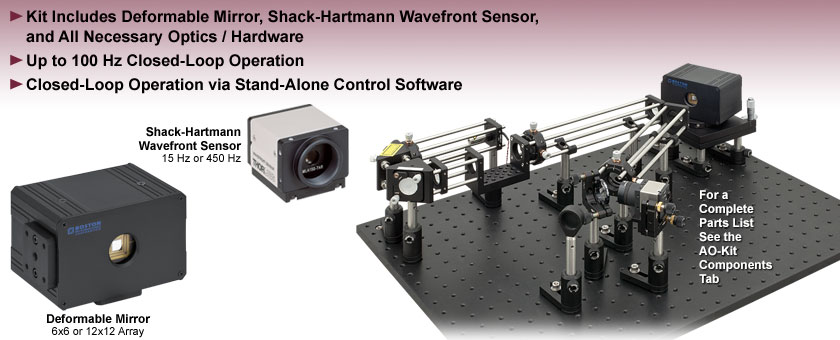 Adaptive Optics Kits