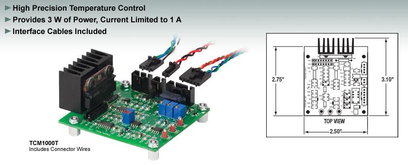 OEM 3W Laser Diode Temperature Control