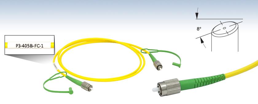 Single mode fcapc fiber optic patch cables sciox Images