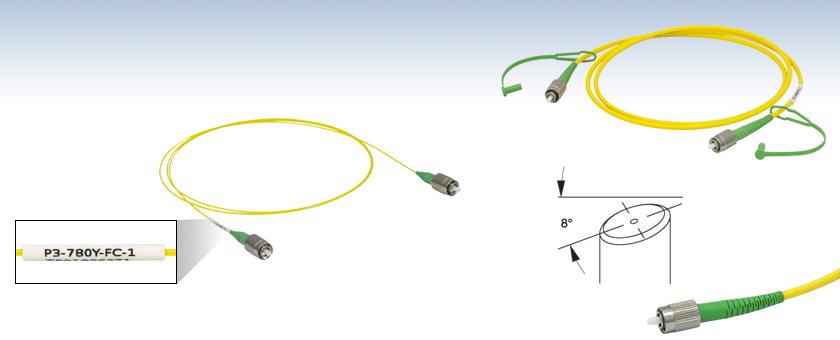 Single Mode FC/APC Fiber Optic Patch Cables