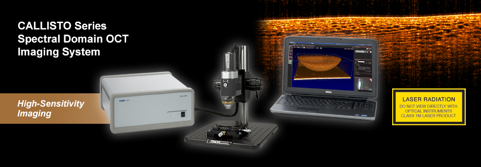 Callisto 930 nm OCT Imaging System