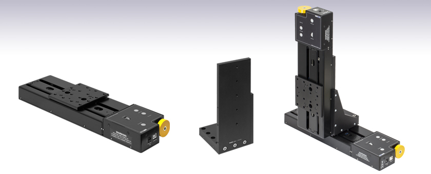 150 Mm Linear Translation Stage With Integrated Controller