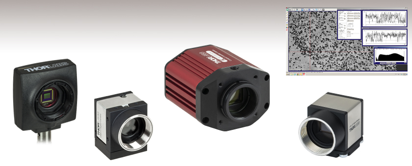 CMOS Cameras: USB 2.0 and USB 3.0 on