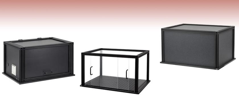 optical enclosures