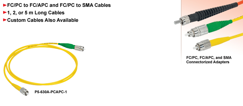 Hybrid Patch Cables