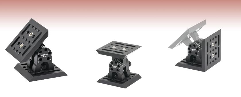 Adjustable Angle Plate : Adjustable angle mounting plate