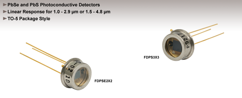 IR Photoconductive Detectors
