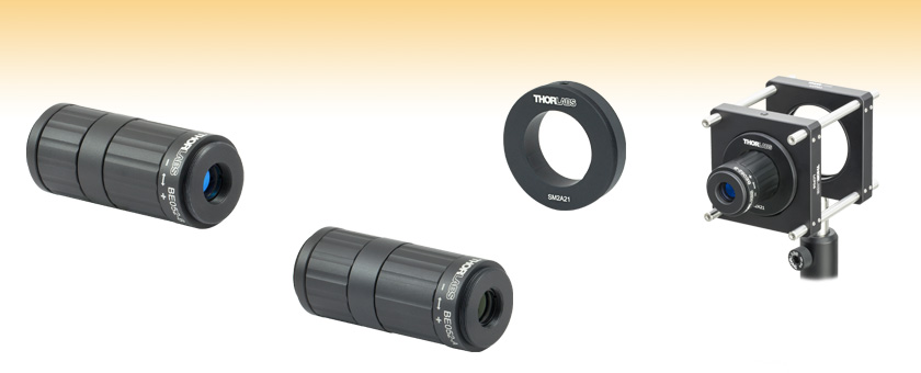 Thorlabs Com Variable Optical Beam Expanders Reducers