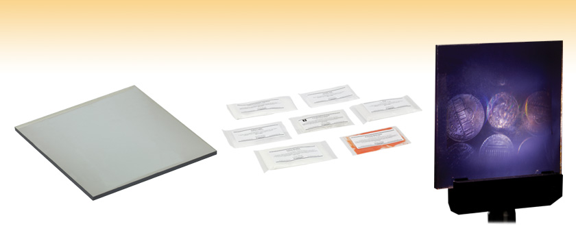 Holography Plates and Supplies