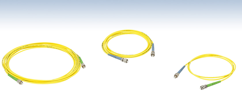 Low-Insertion-Loss Single Mode Patch Cables