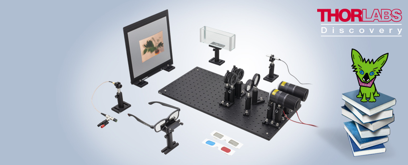 52b6d1b249 Polarization and 3D Cinema Technology Kit
