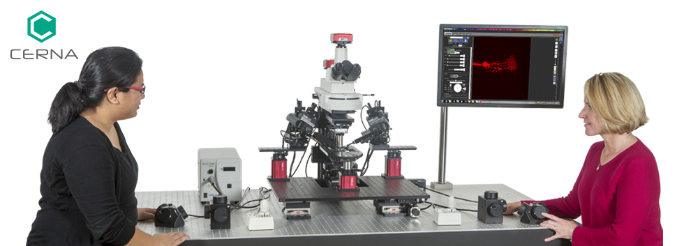 Cerna® Series: Modular Microscopy Systems and Components