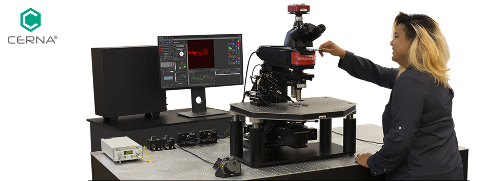 Cerna®Series: Modular Microscopy Systems and Components