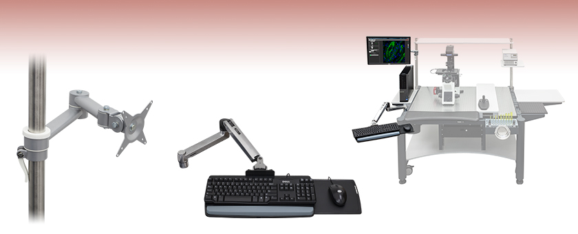 Computer Accessories For Sciencedesk Workstations