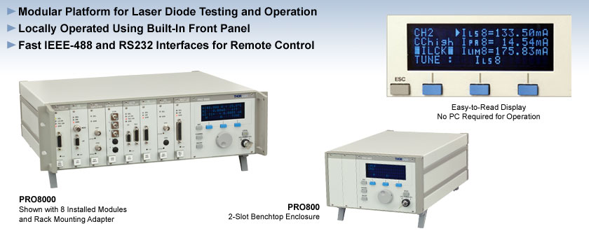 Modular Test & Measurement Platforms