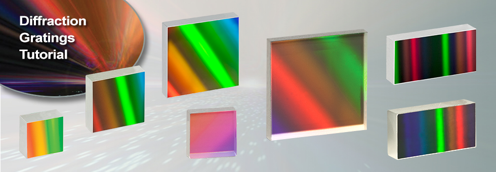 Diffraction Gratings Tutorial