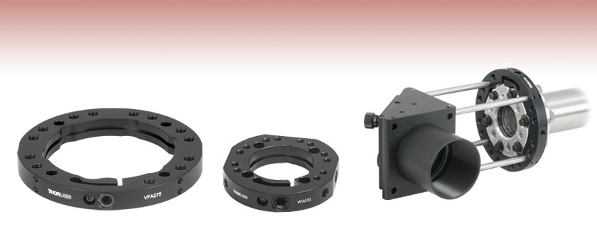Mounting Adapter for CF Vacuum Flanges