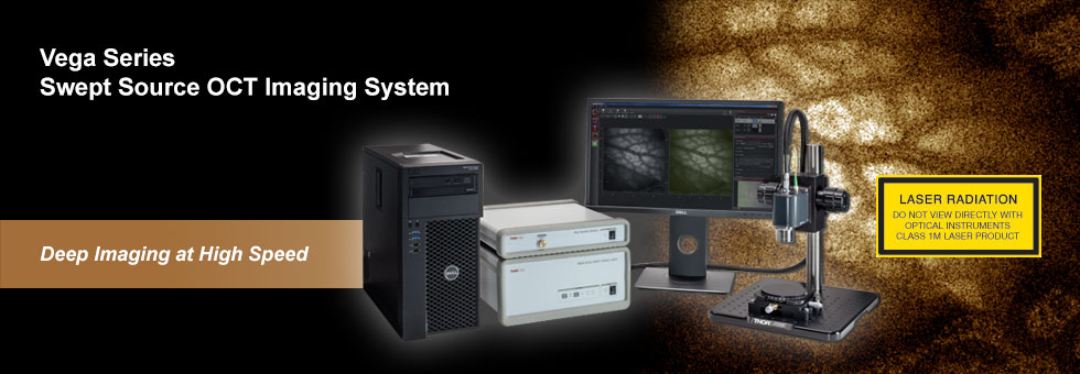 Vega Series SS-OCT System