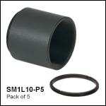 SM1 Lens Tube Packs