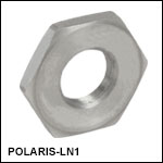 1/4in-100 Adjuster Lock Nuts for Polaris Mounts