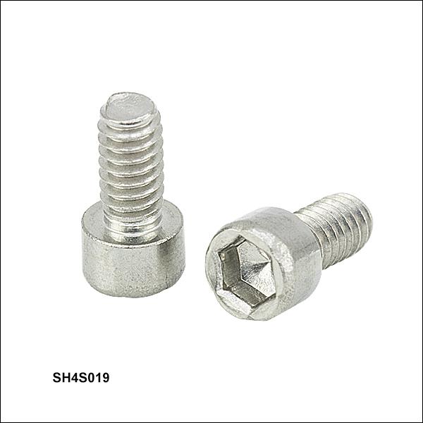 """Stainless Steel #2-56 X 5//8/"""" Socket Cap Screw 10 Pack"""