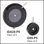 Iris Diaphragm Packs