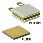 Shear Piezoelectric Chips
