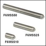 M6 x 0.25 Fine Hex Adjusters