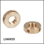 M6 x 0.25 Lock Nut