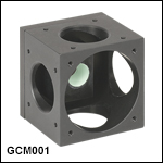 30 mm Cage System Adapter for 1D Galvo Mirrors