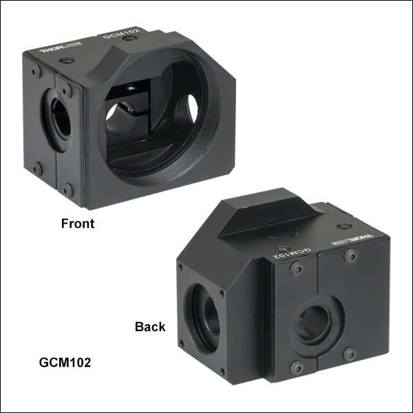 GCM102/M - Mounting Adapter for a 2D Galvo System, Metric