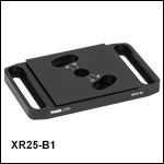 Baseplate with Rotational Adjustment