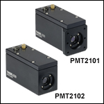 Standalone Single-Channel GaAsP PMTs<br>