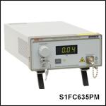 Polarization-Maintaining Fiber-Coupled Laser Source
